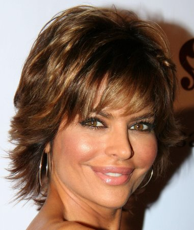 Layered short shaggy hairstyles 2011 for women