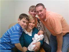 Baby Grant and Family
