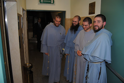 Franciscan Friars Of The Immaculate Griswold Ct