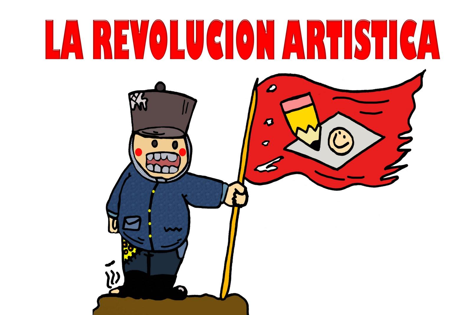 la revolucion artistica