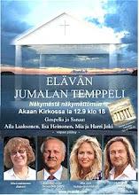 Elävän Jumalan temppeli-ilta