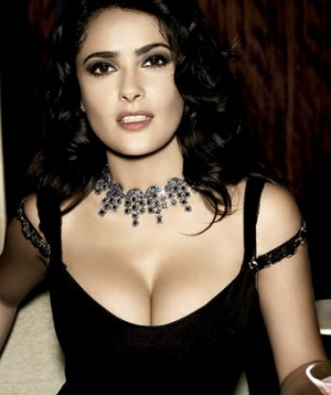 Salma Hayek Fashion Gallery