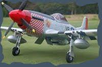 Já visitou o Cockpit de um P-51 Mustang?