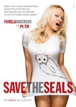 Η Pamela Anderson ενεργό μέλος της ΡΕΤΑ με σύνθημα κατά της γούνας ...