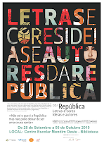 "Exposio ""Repblica: Letras e Cores 