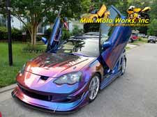 2002 Acura  on These Are Some Pimped Out Rides Lol