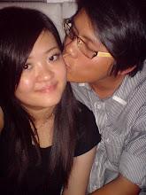 ur kiss warm my heart ♥