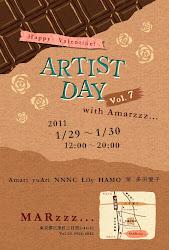 Artist-Day