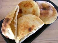 Pita bread - paine greceasca