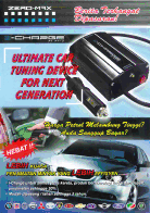 I-CHARGE - TAMBAH POWER & JIMAT PETROL