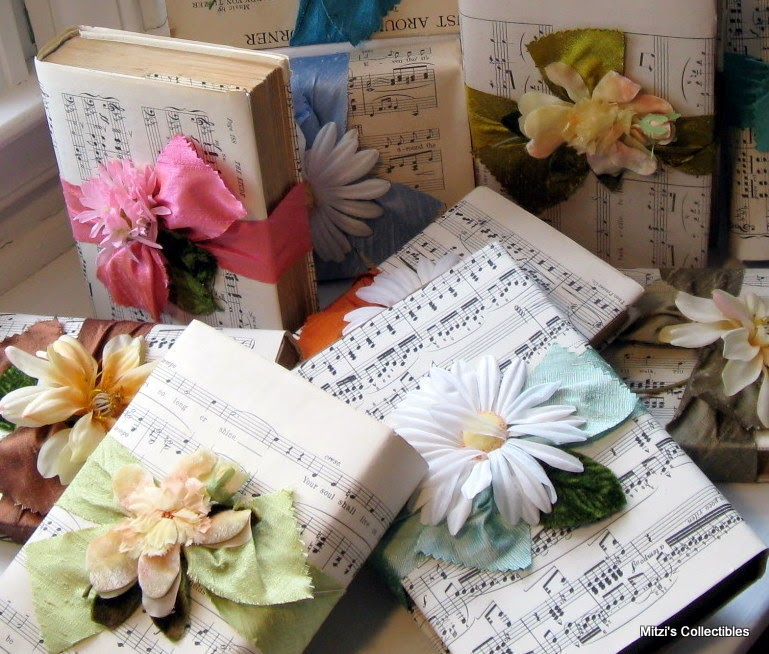 The Decorating Diaries Top 10 Project Ideas For Sheet Music And Book Pages & The Decorating Diaries: Top 10 Project Ideas For Sheet Music And ...