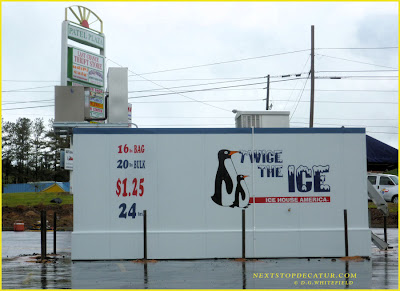 NEXT STOP...DECATUR: TWICE THE ICE To Open Location at ...