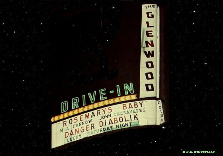 THE GLENWOOD DRIVE-IN THEATRE