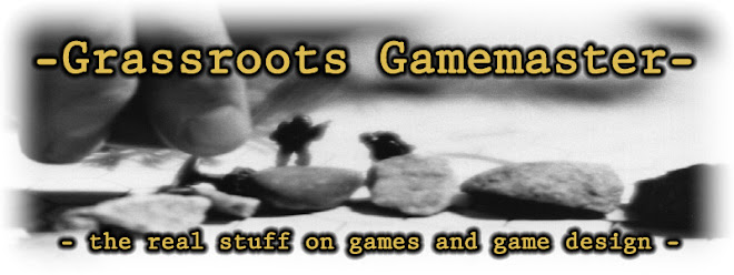 Grassroots Gamemaster