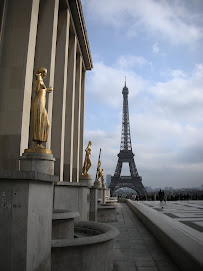 The View From Trocadero