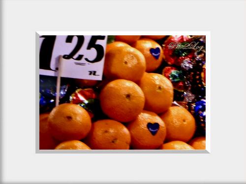 Orange&Orange | Portakal&Portakal
