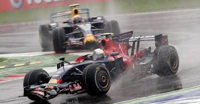 [Clic para agrandar - Sebastian Vettel y Mark Webber - automOndo]