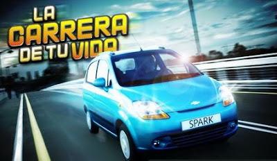 [Campaña publicitaria Chevrolet Spark - Argentina - automOndo.com.ar]