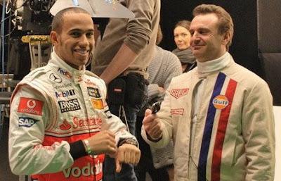 [Clic para agrandar - The Duel: Hamilton defeat McQueen - automOndo.com.ar]
