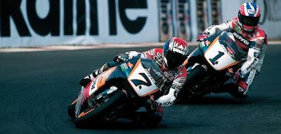 Honda en el Mundial de 1997