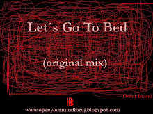 LET´S GO TO BED