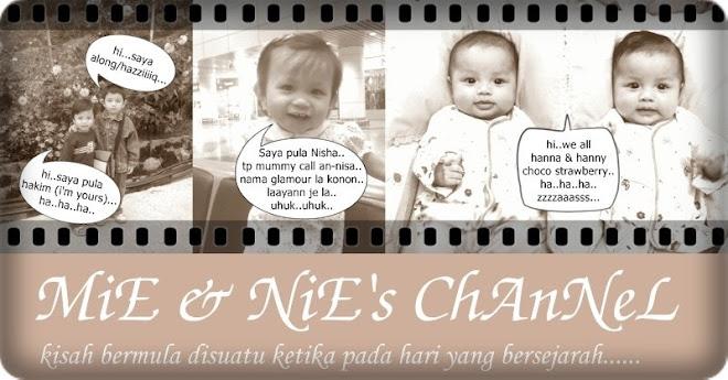MiE n NiE's ChAnNeL