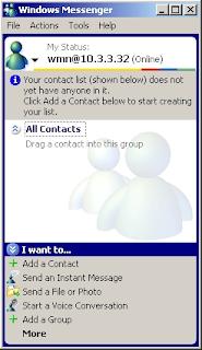 Exchange instant messages.