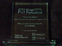 Blog ganador