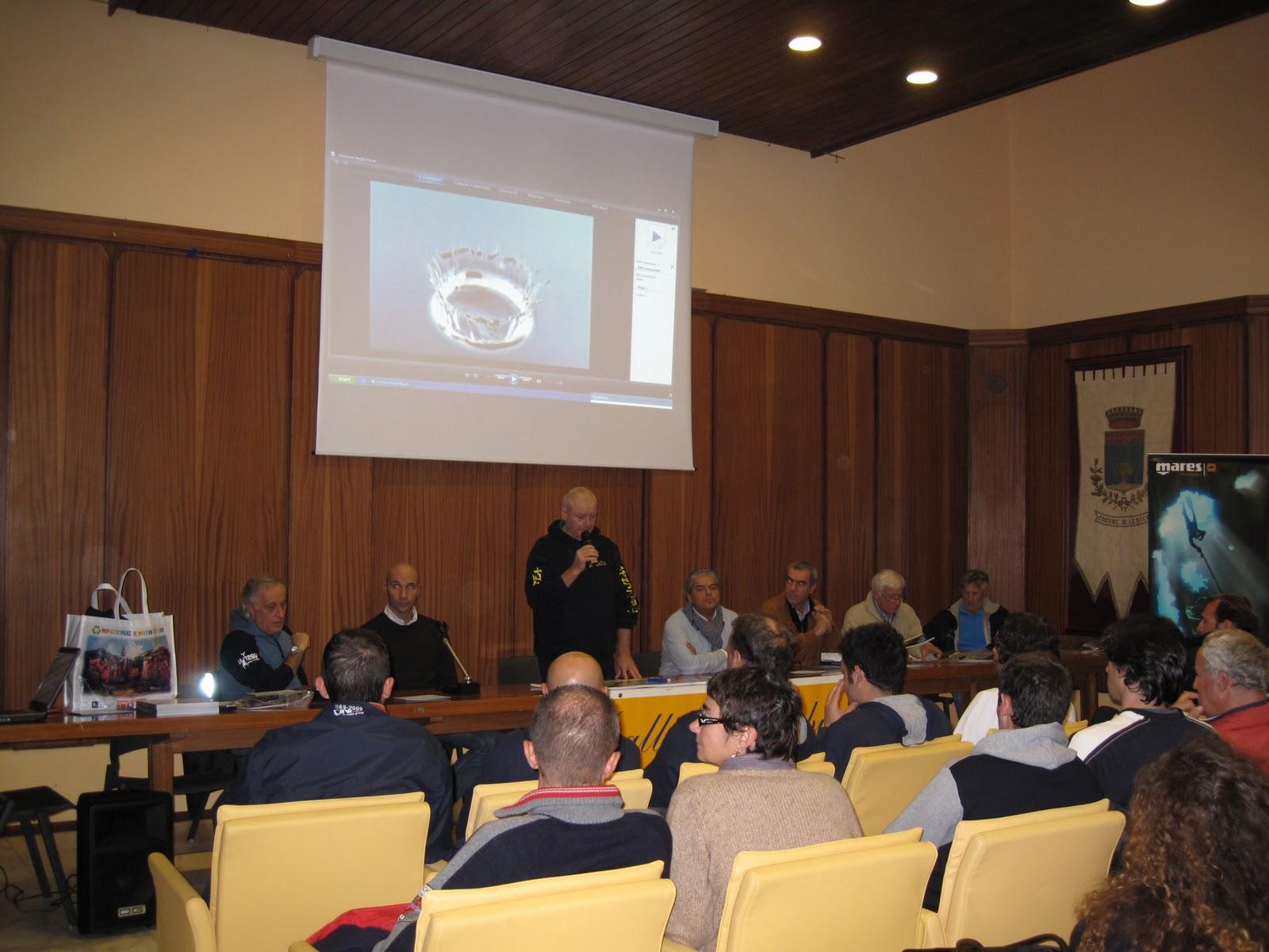 la tribù diving academy: ottobre 2010