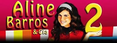DVD Aline Barros e Cia