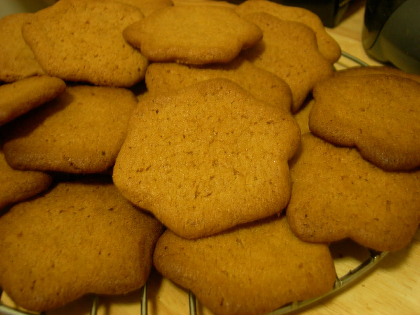 Swedish Pepparkakor Can You Cookie