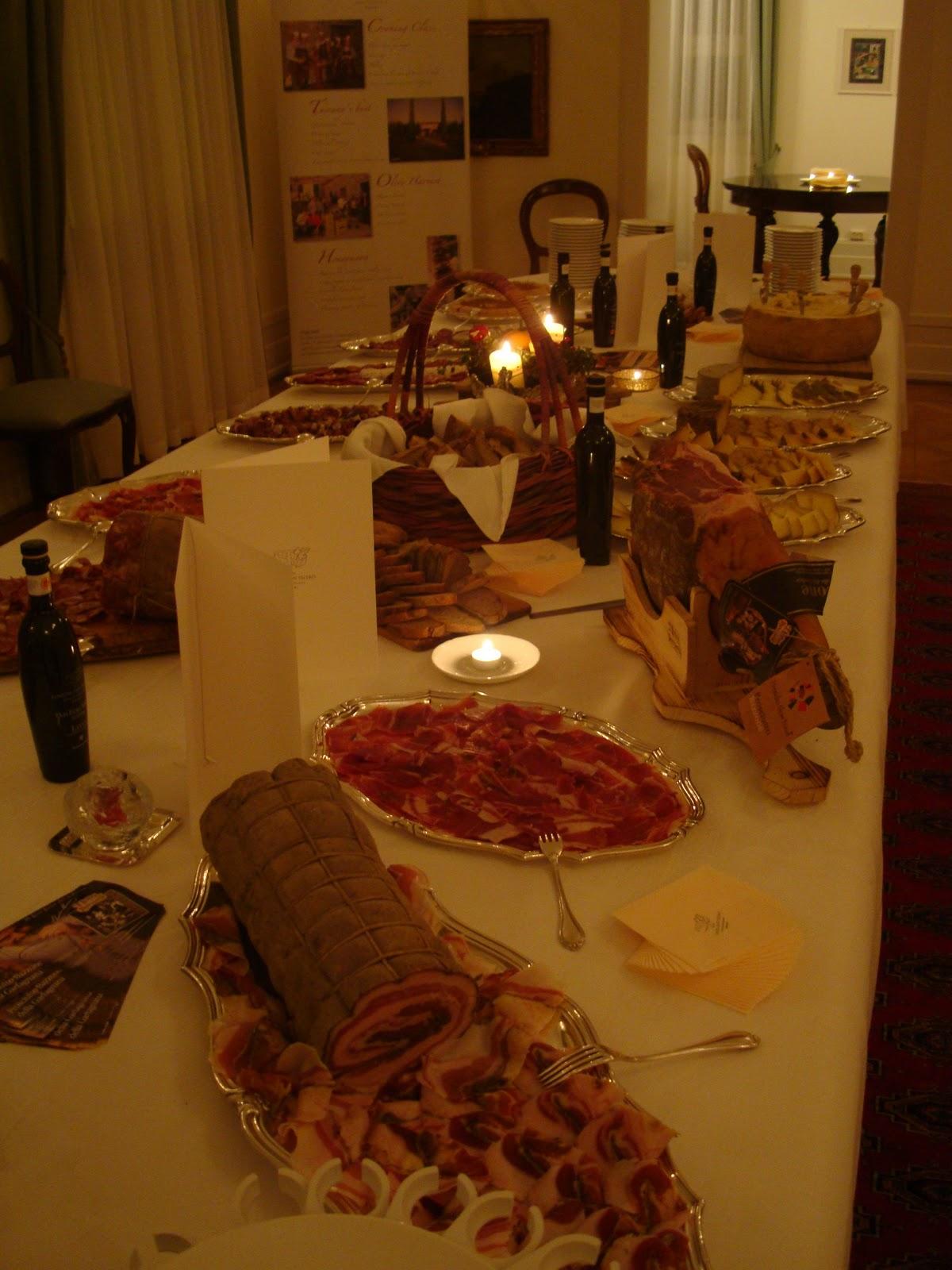 Luxury Party Food Ideas