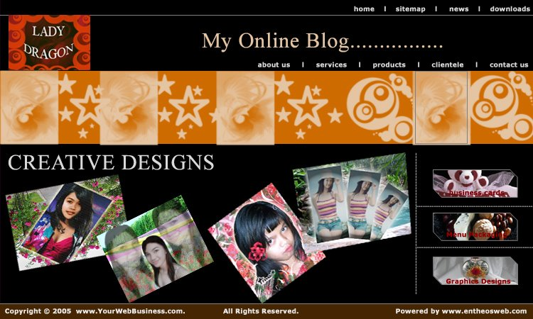 My Online Blog