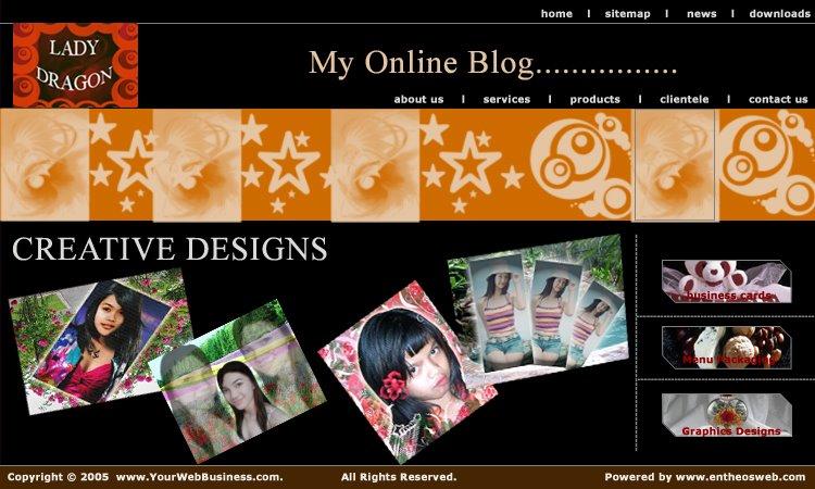 My Online Blog