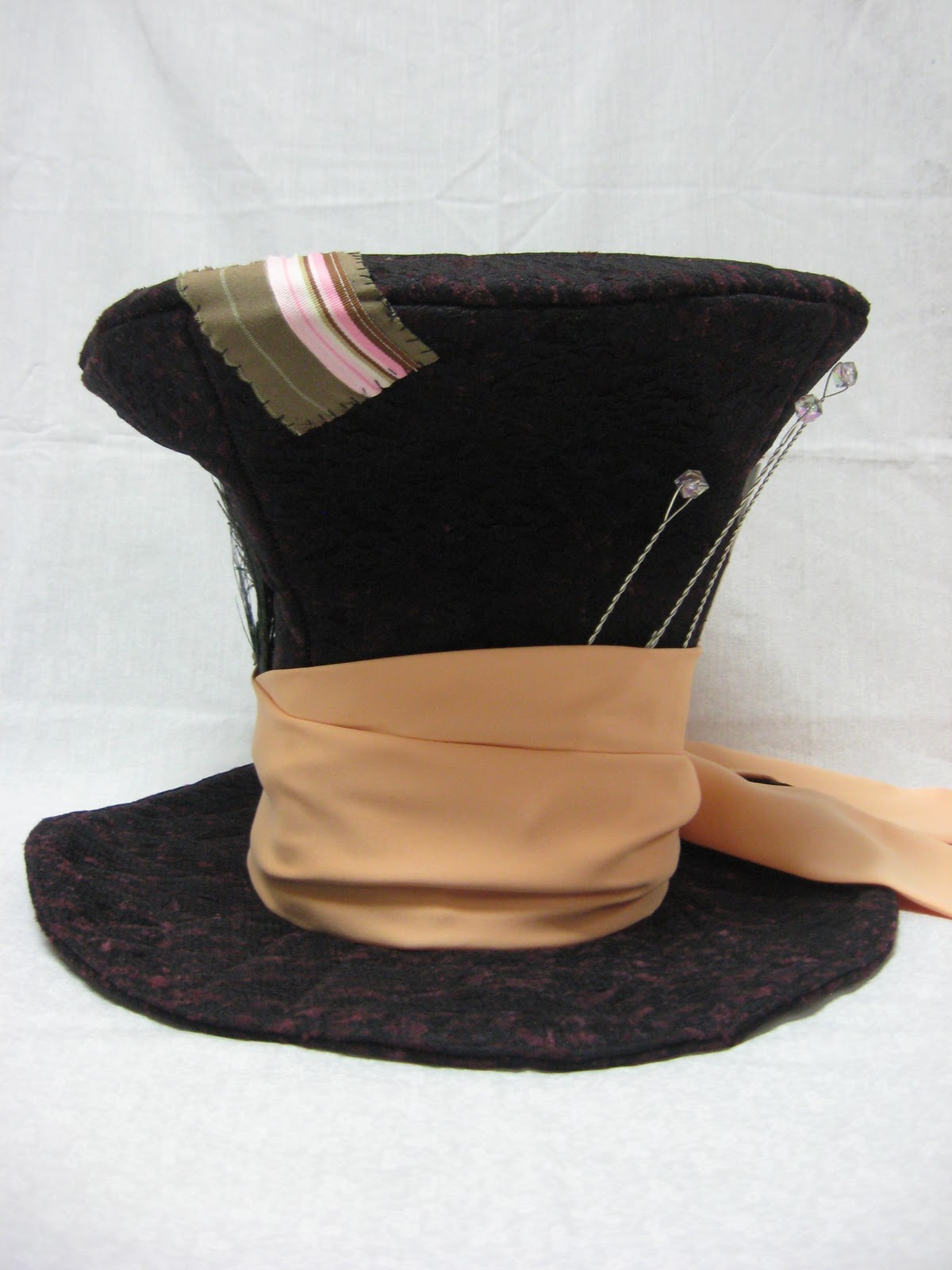 Craft With Confidence The Mad Hatter Hat Tutorial