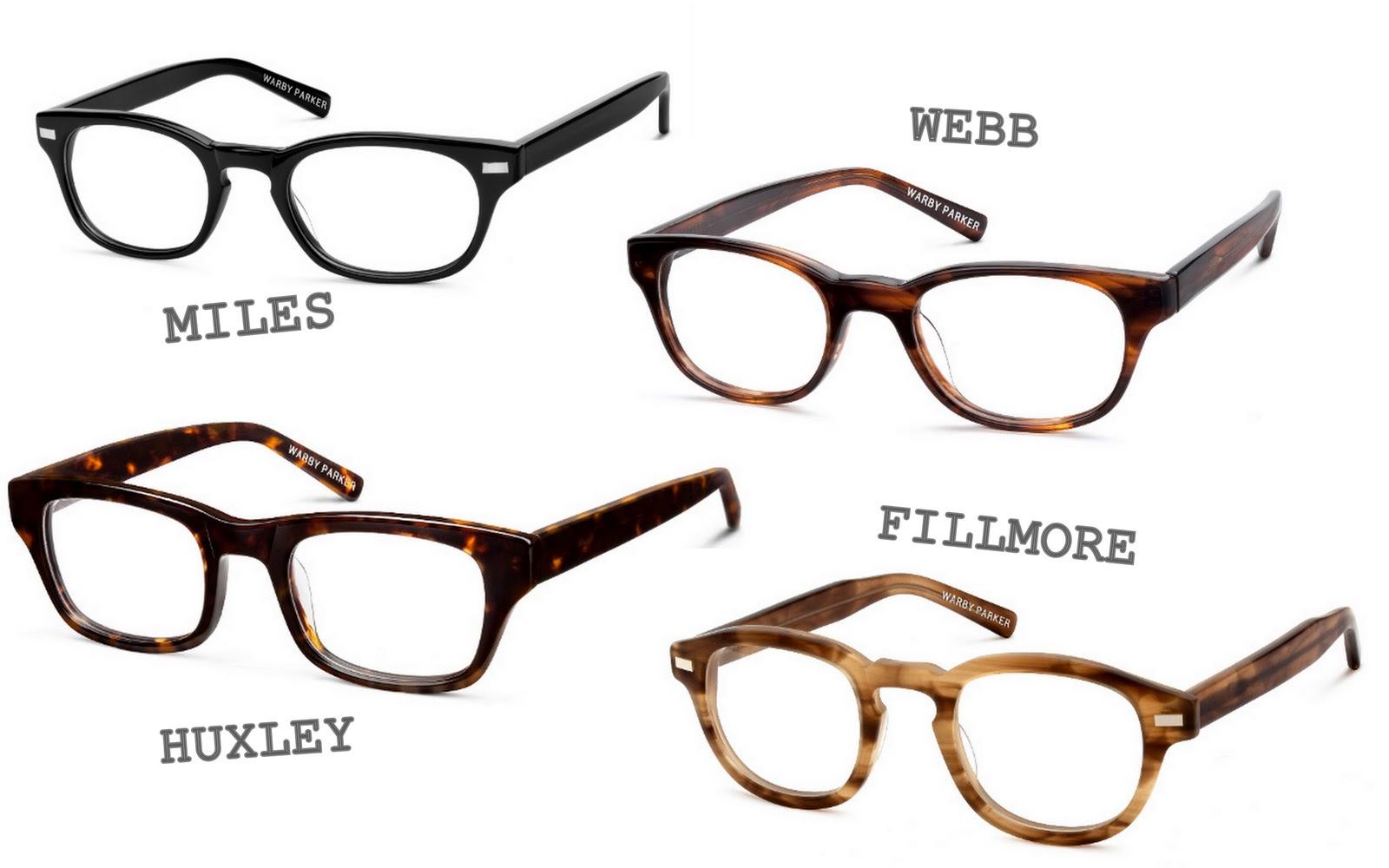 honey pied: new glasses?