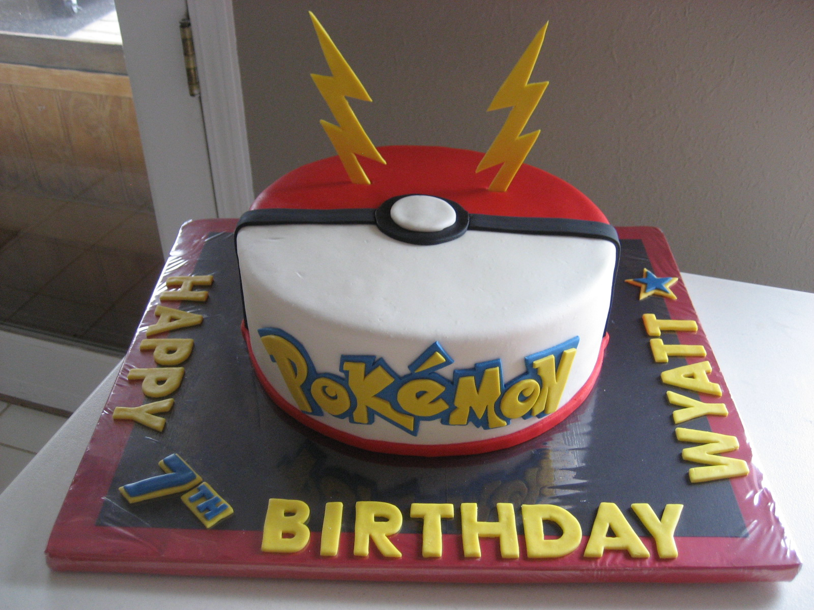 BeNi Cakes Pokemon
