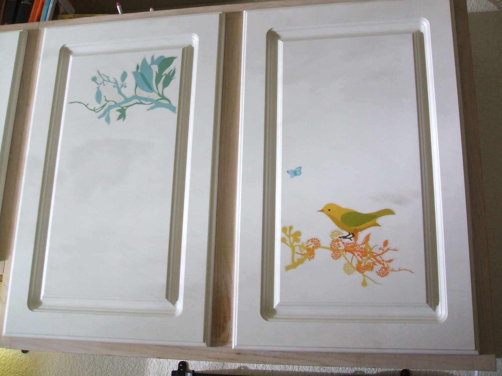 decals for kitchen cabinets