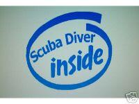 Scuba Diver Inside
