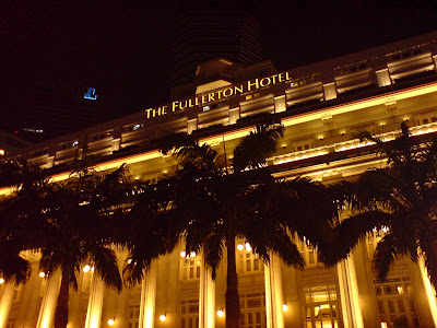 A closer look at Fullerton Hotel