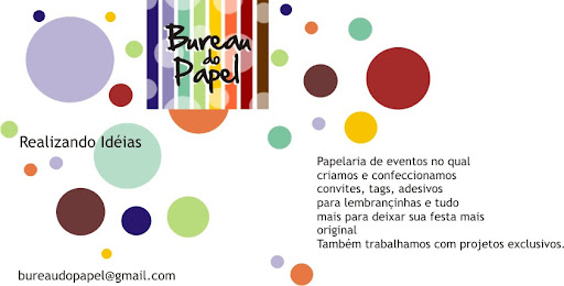Bureau do Papel / festas