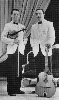 Stephane e Django