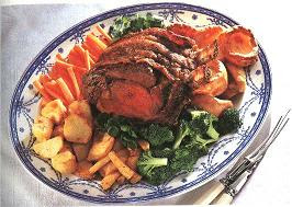 The Roast Beef of Olde England II