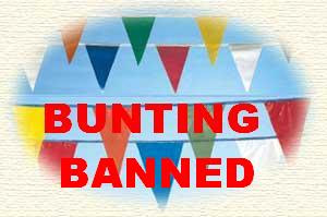 Nanny Bans Bunting