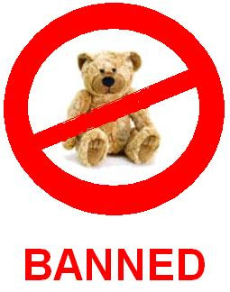 Binmens' Bears Banned