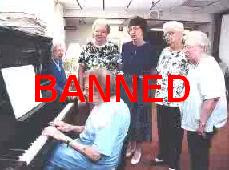 Nanny Bans Old People