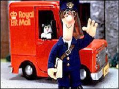 Postal Backlog