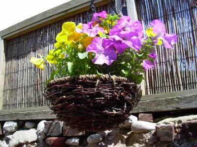 Eva's Hanging Basket - see www.ohsoswedish.com