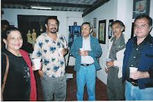 Exposición de García Ponce en Galería La Rendija.