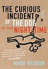 book cover the curious incidident of the dog in the night-time